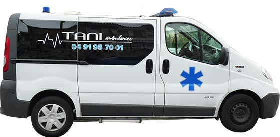 marseille ambulance